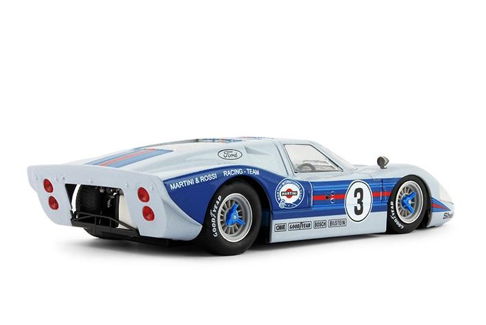 Ford MK IV Martini #3 – en édition limitée à 500 copies (référence 1178SW)