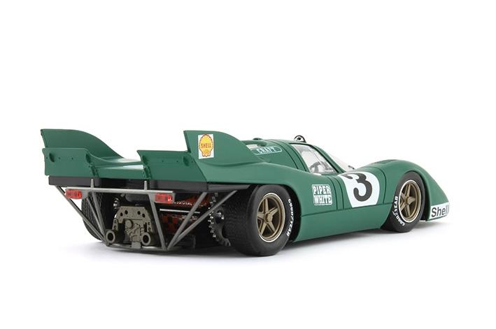 Porsche 917K Piper Racing #3 Inter série Nurburgring 1972 (référence 1179SW)