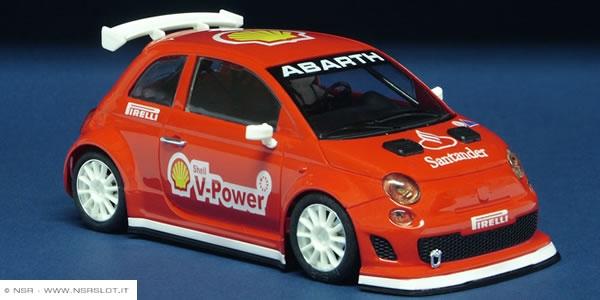 NSR1124SW - Abarth 500 Assetto Corse