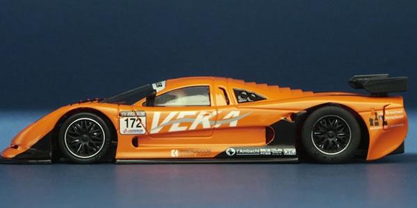 NSR1123AW - Mosler MT900R - EVO3 Dutch Supercar Challenge