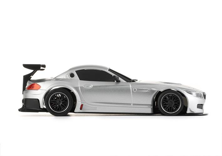 NSR: Premières photos de la BMW Z4 GT3