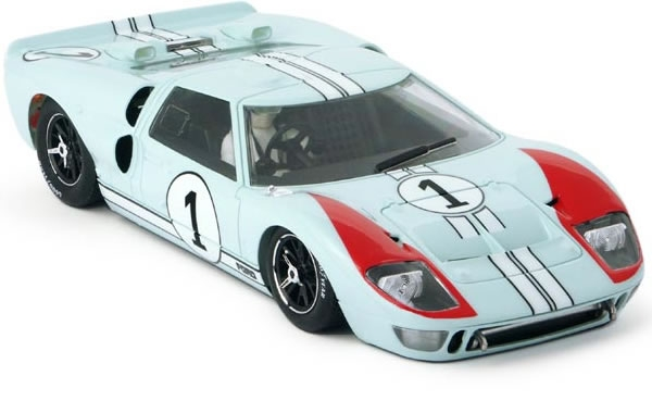 1115SW - Ford MK II GT40 Le Mans 1966 #1