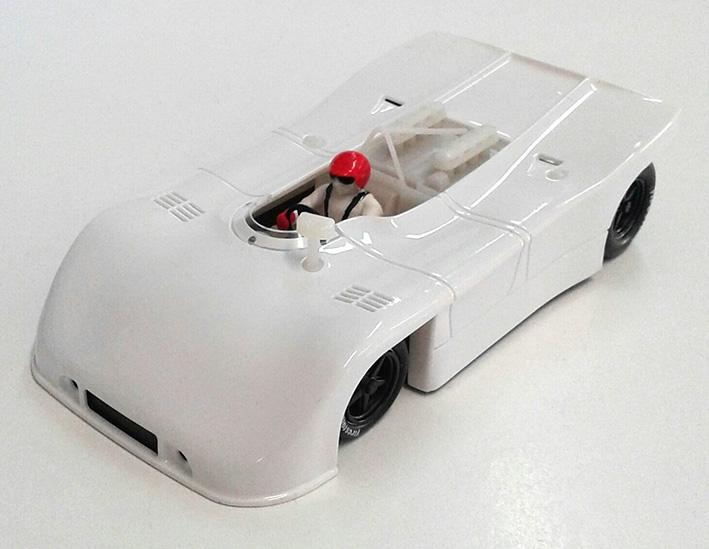 NSR Slot: Des nouvelles photos de la Porsche 908/3 et de son support moteur