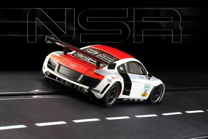 051AW Audi R8 ADAC GT Masters Nurburgring 2012 #40 King 21 EVO3