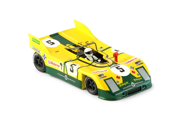 Porsche 908/3 Escuderia Montjuick 24 h le Mans 1972 #5 de NSR (0095SW)