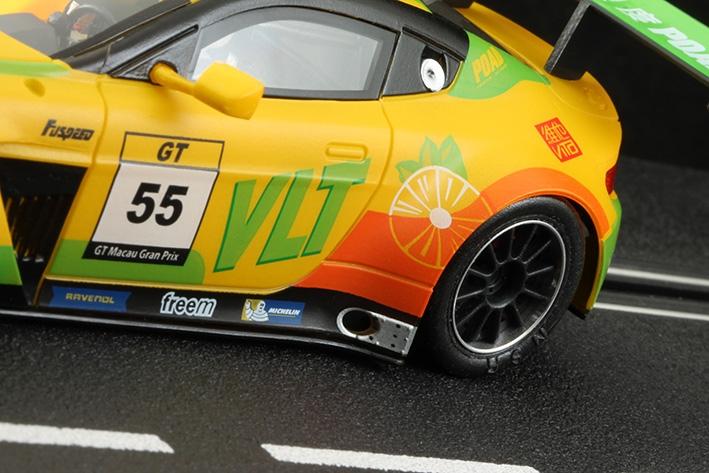 NSR Slot: l'ASV GT3 Fia GT World Cup Macao 2015 - ref 0037AW