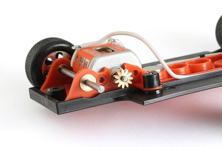 Support moteur de la Porsche 908/3