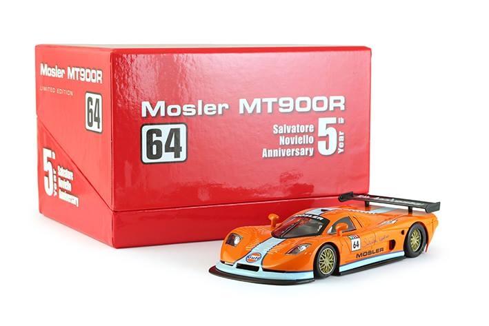 NSR Slot: Une Mosler MT900R pour célébrer le 5e anniversaire de la disparition de Salvator Noviello