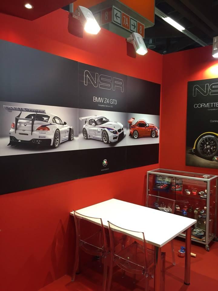 NSR stand salon de Nuremberg 2015
