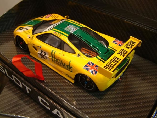 BRM - Mac Laren 1/24 Harrods