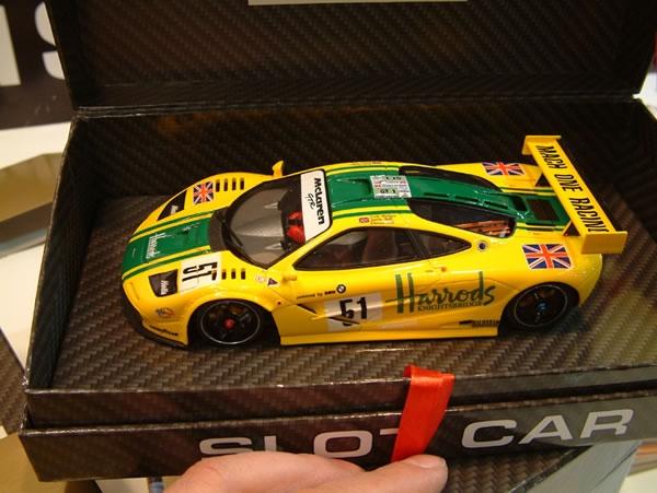 BRM - Mac Laren F1 GTR 1/24 Harrods
