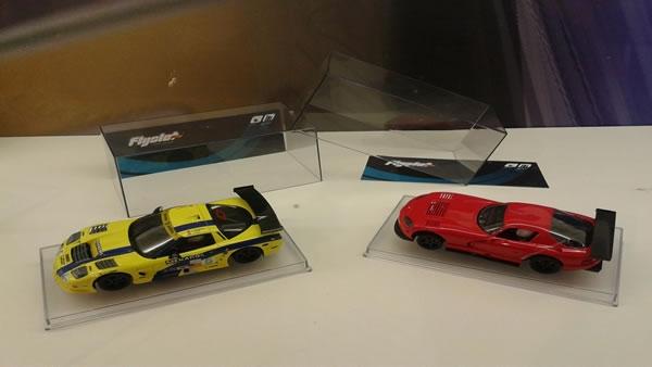 Flyslot - Corvette et Viper
