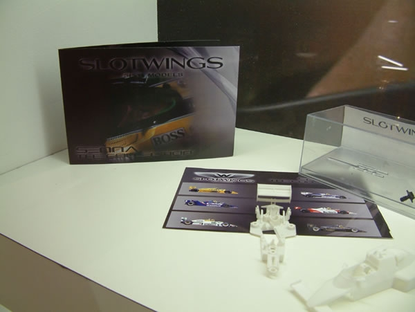 SlotWings Collection Senna