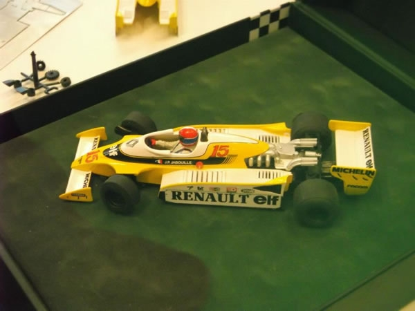 SRC Renault RE 20 #15 Jabouille 1980