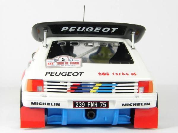 OSC La Peugeot 205 T16 Evo 2