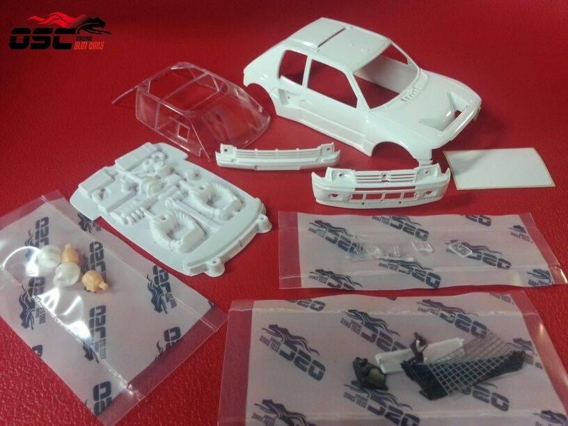 OSC kit carrosserie blanc