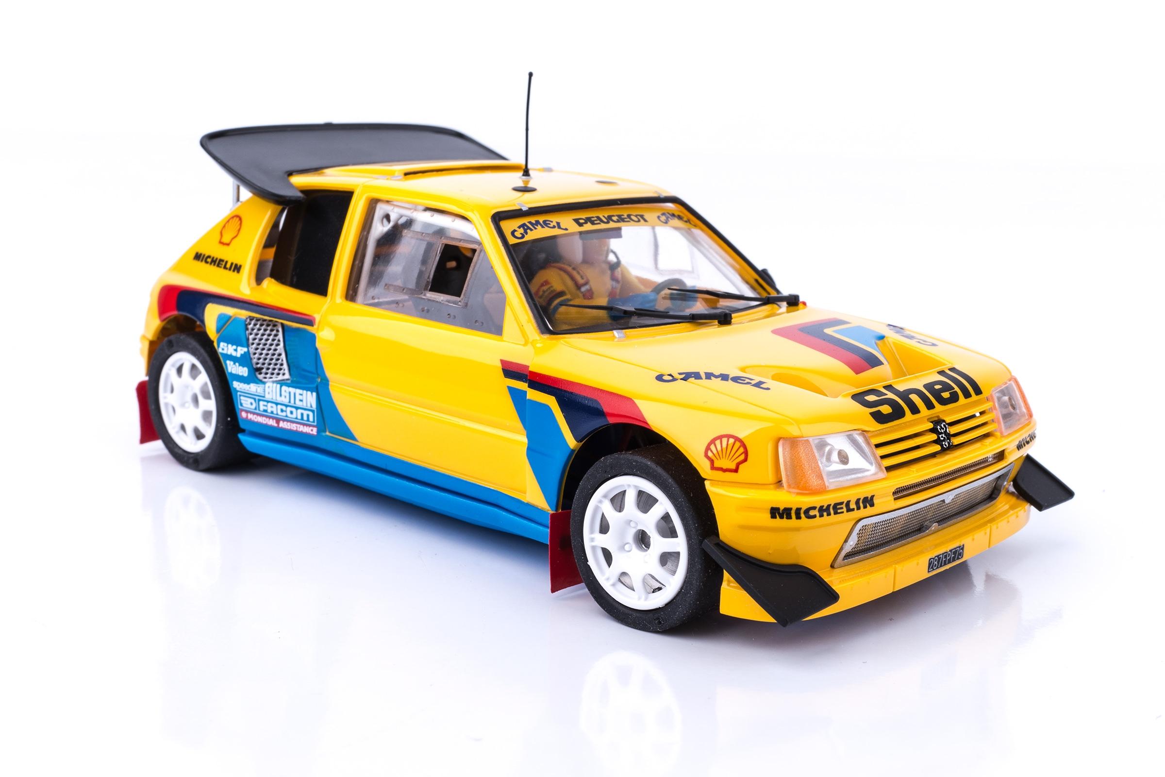 SRC - Peugeot 205 T16 Evo2 Pikes Peak Vatanen 1987