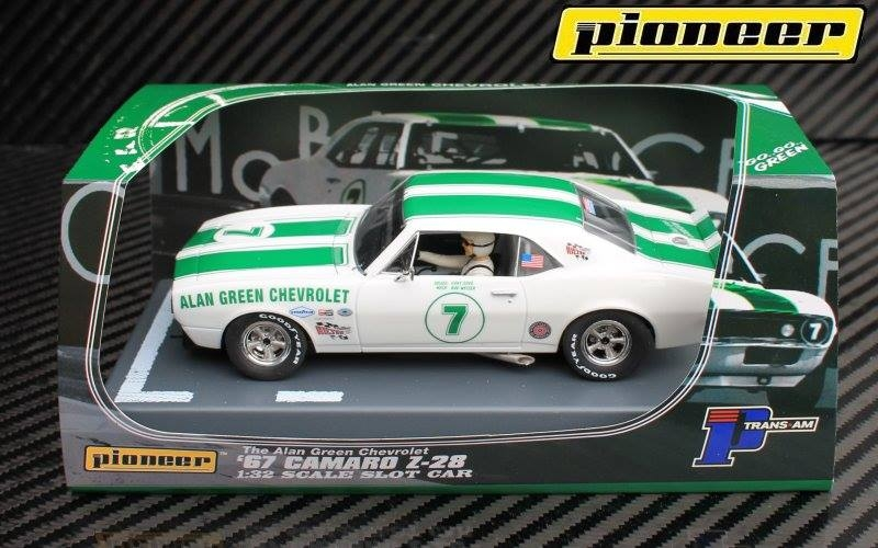 Pioneer Chevrolet Camaro 1967 Z28