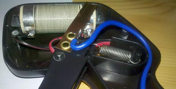changement des cables