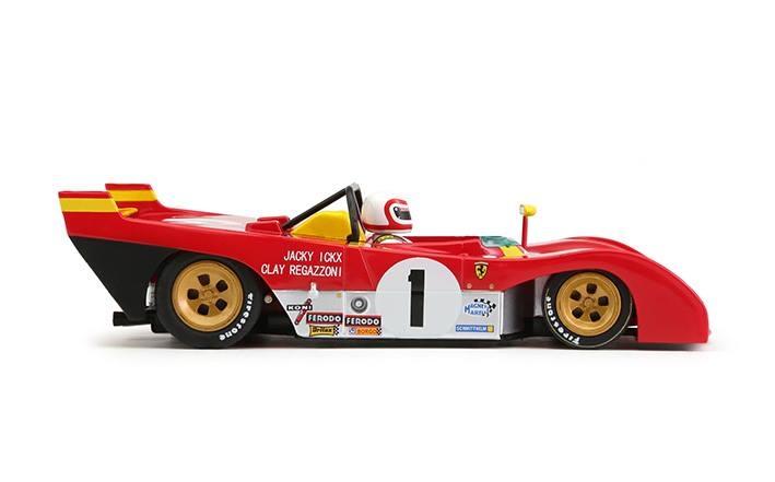 Policar Ferrari 312 PB #1 1st 1000 km Monza 1972