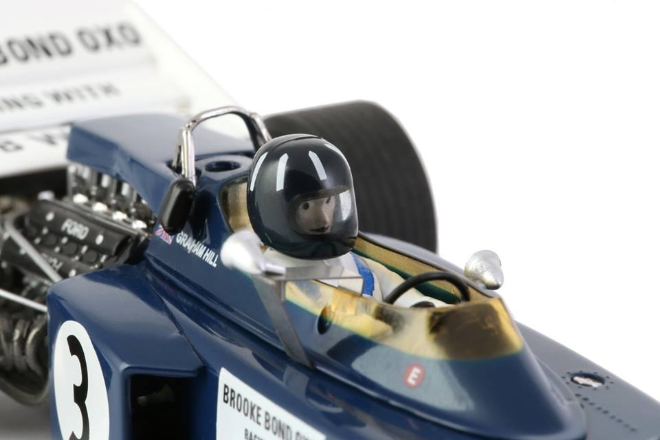 Policar: la Lotus 72 #3 Oulton Park