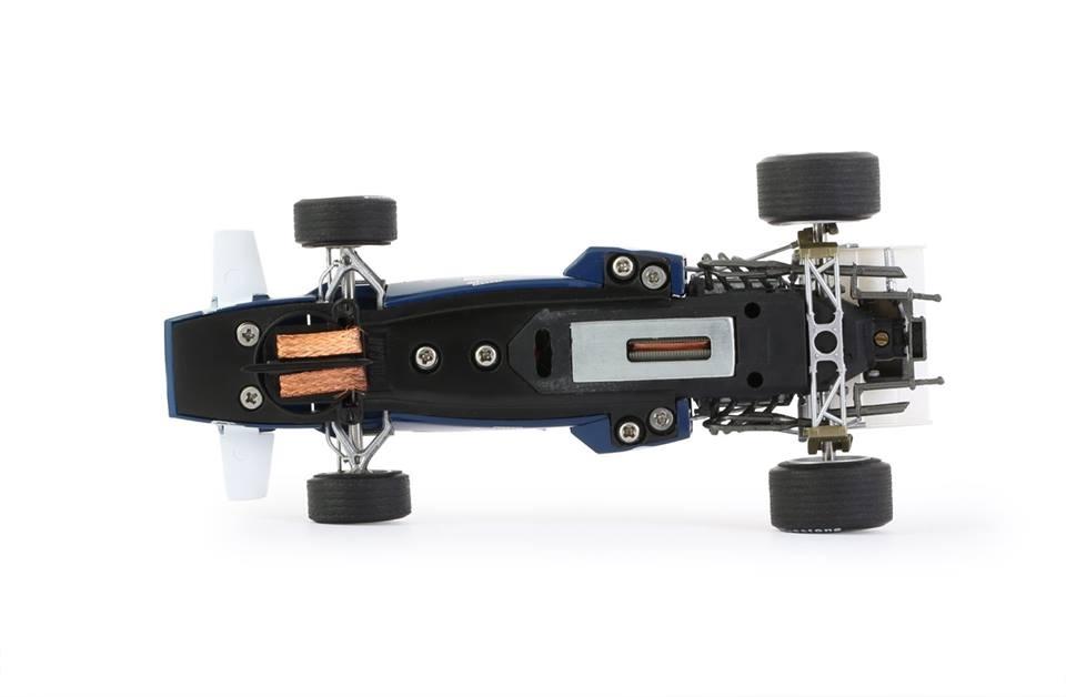 Policar: la Lotus 72 #8 Grand Prix de Monaco 1972 - CAR02c.