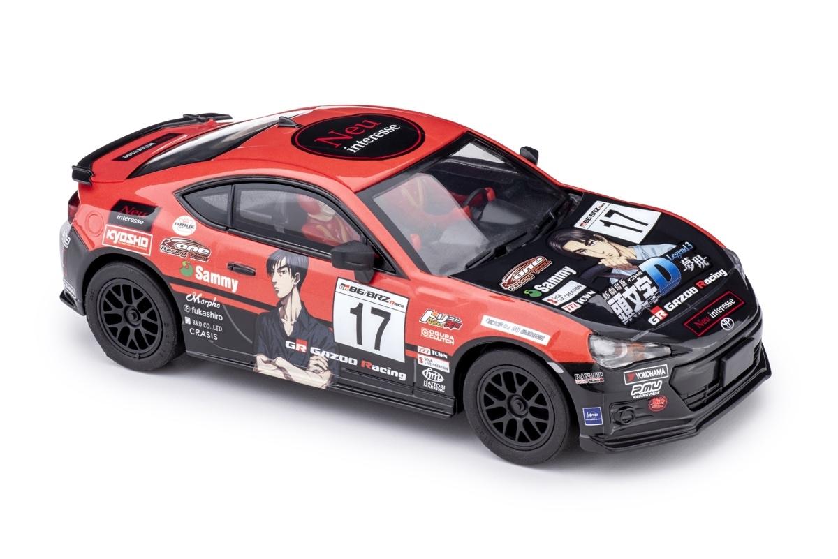 Policar : les photos de la Toyota GT86 N ° 17 GR Gazoo Racing