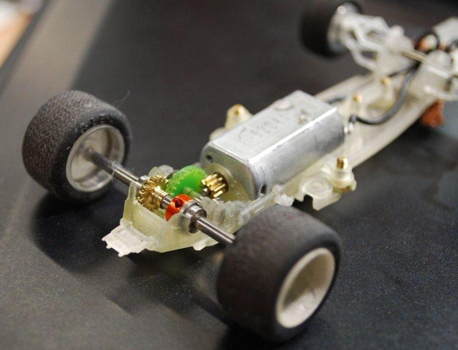 Policar Lotus 72 chassis AR