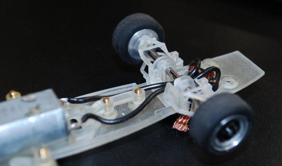 Policar Lotus 72 chassis AV