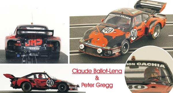 Porsche 935 n40 ref 132054M