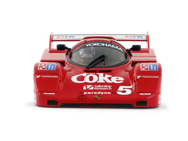 Porsche IMSA Coke Slot it