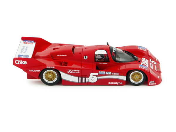 Porsche IMSA Coke Slot it