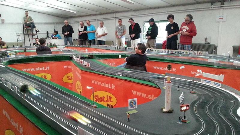 Première manche championnat de France Digital au BSR21