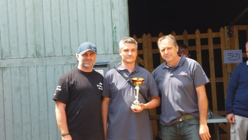 Le Team SPO - Première manche championnat de France Digital au BSR21