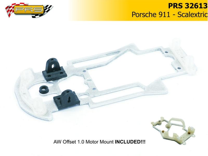 PRS32613 - Châssis Porsche 911 Scalextric
