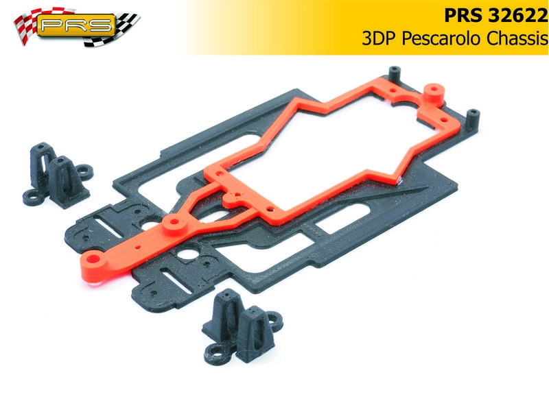 PRS32622 - Chassis 3D Pescarolo Avant Slot