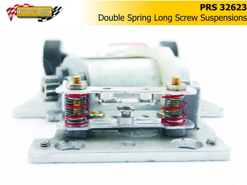 PRS32623 - Systems Double suspension