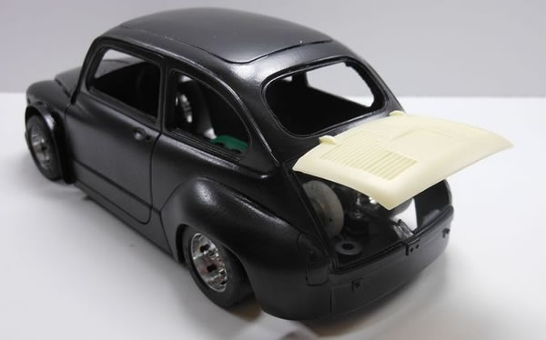 PRS - Fiath Abarth 595