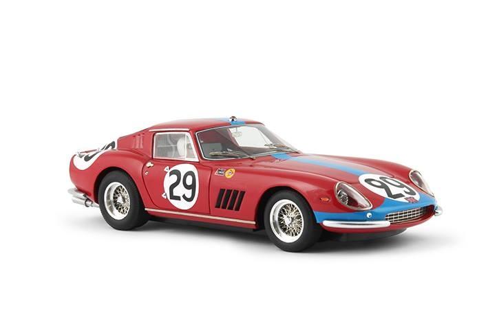 Ferrari 275GTB Maranello Concessionaries