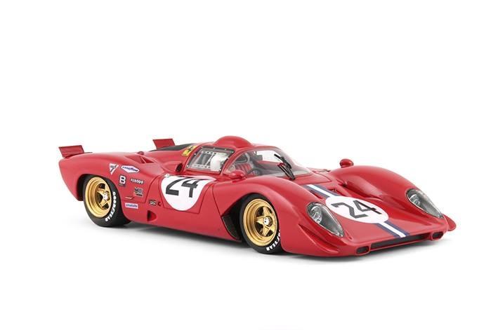 Ferrari 312P N.A.R.T. - Daytona 24hrs 1970