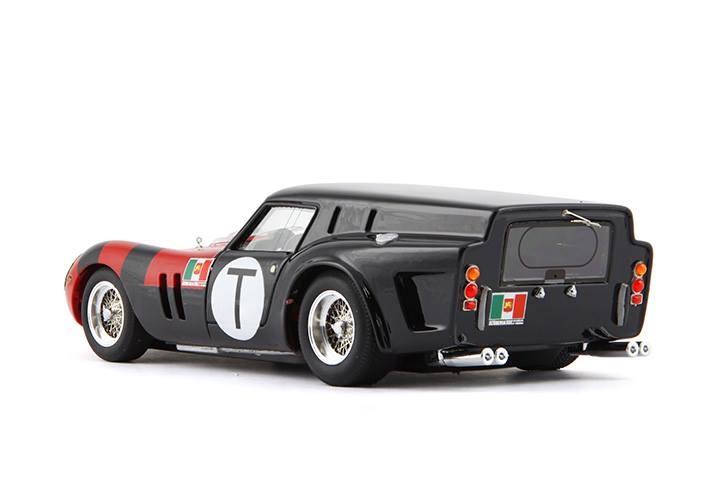 SL22 - Drogo 250GT Breadvan - Scuderia Serenissima Test car - 1962