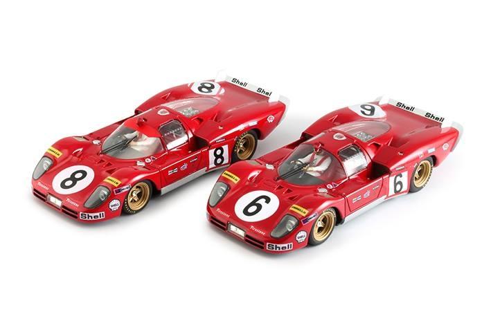 RACER - Ferrari 512S long tail