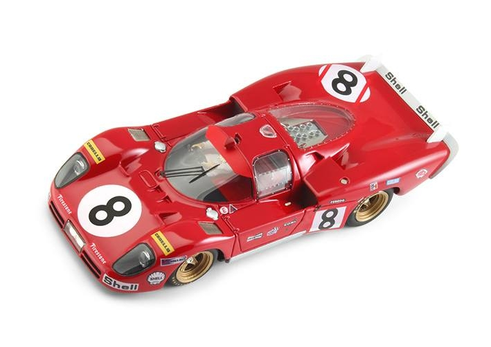 RACER - Ferrari 512S long tail 8