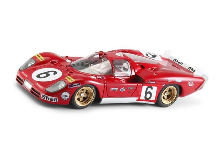 RACER - Ferrari 512S long tail 6
