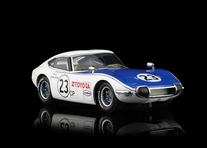 SL20B - Shelby Toyota 2000GT - SCCA Championship 1968 - #23 Dave Jordan