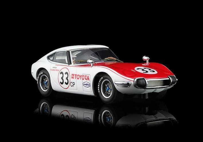 SL20A - Shelby Toyota 2000GT - SCCA Championship 1968 - #33 Scooter Patrick
