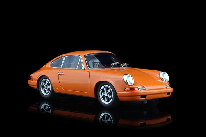 Racer Silverline Porsche 911S orange