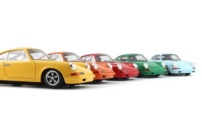 Racer Silverline Porsche 911S