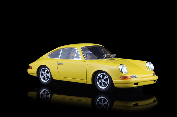 Racer Silverline Porsche 911S jaune
