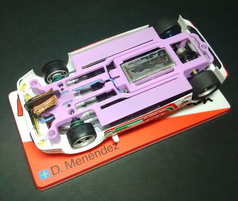 RedSlot: chassis 3d